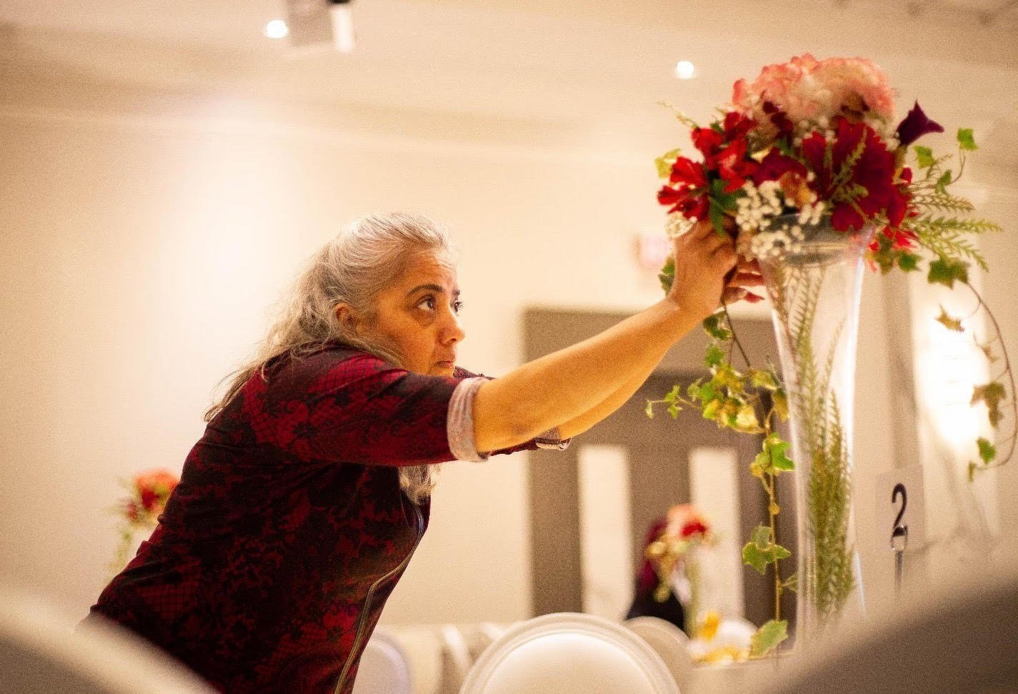 Free Online Class Floral Arrangement 101 By Fouzia Mississauga Area Women In Business Networking Group