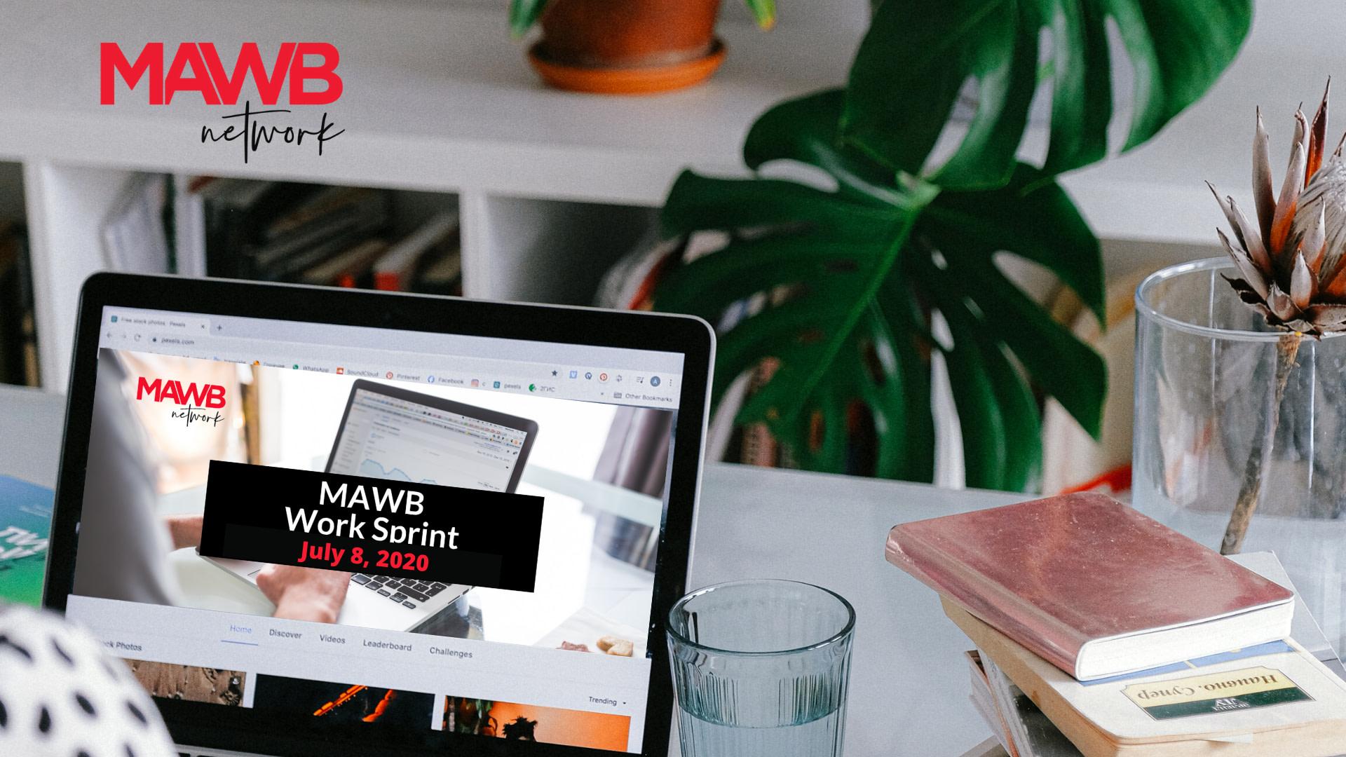 MAWB Work Sprint - July 8th