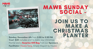 MAWB Events Cover Photo - REVISED DEC 6th - Planter Workshop