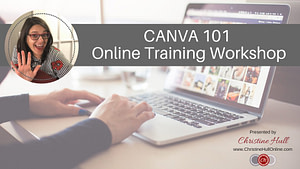 Canva 101 - How to Make Graphics for Social Media - Training Workshop