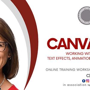 Canva 201 - Online Training Workshop