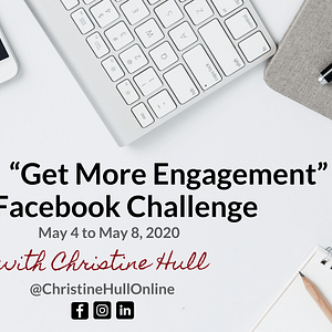 "5-Day ""Get More Engagement"" Facebook Challenge BETA GROUP"