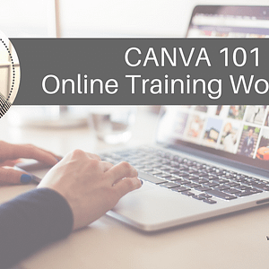 CHO_CANVA 101 - Online Training Workshop - Facilitated by Christine Hull