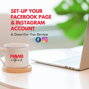 Set-Up your Facebook Page & Instagram Accoun