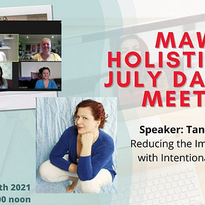 MAWB Holistic Hub July Daytime Meet Up