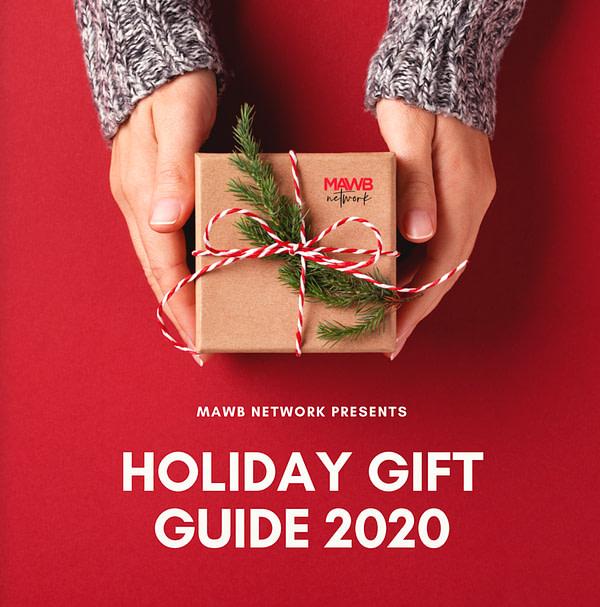 Holiday Gift Guide - December 2020 V1