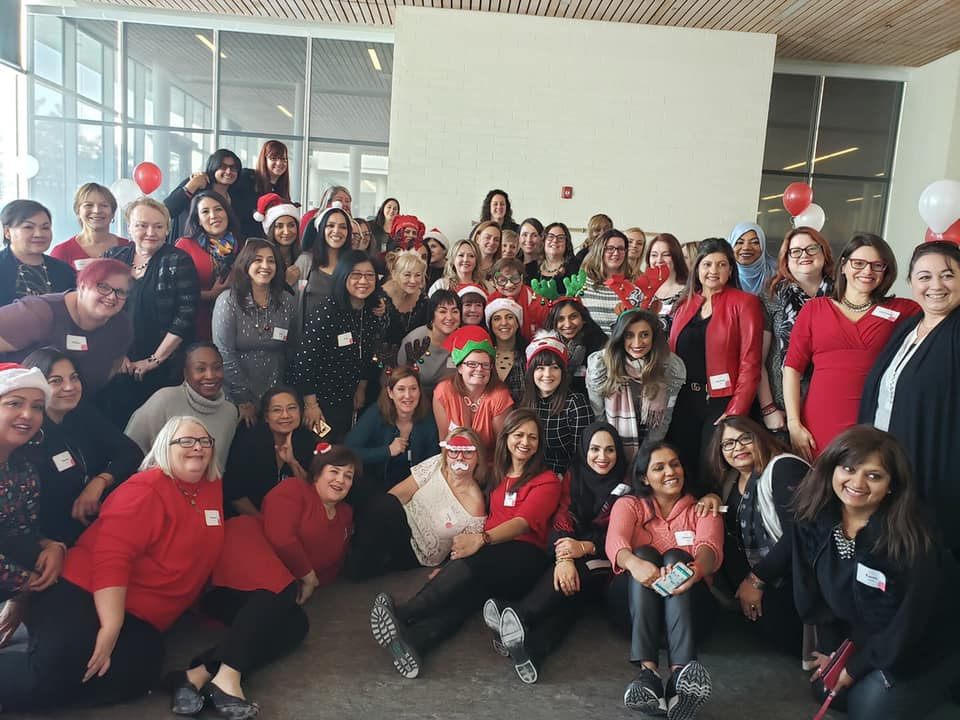 MAWB Network - December 2019 Group Photo