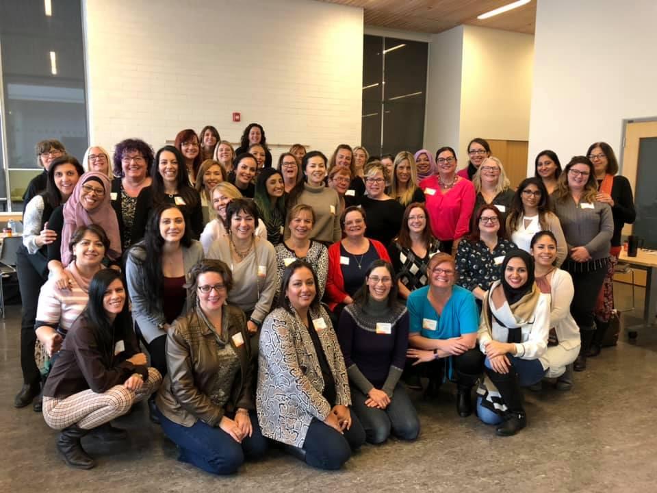 MAWB_November 2019 MAWB Meet Up - Group Photo - Mississauga, Ontario