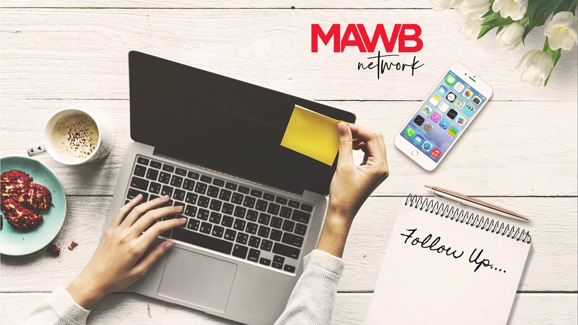 MAWB - Customer Care / Follow Up with Mirella Canavan