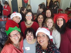 MAWB Network - December 2019 Meet Up - Group Photo